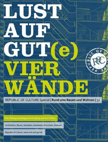 LUST AUF GUT Magazin | Special: Rund ums Bauen und Wohnen