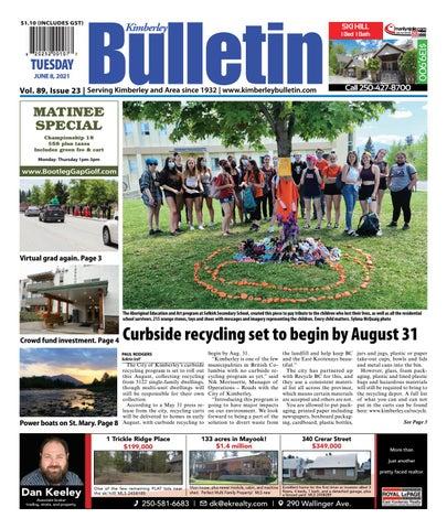 Kimberley Daily Bulletin, June 8, 2021