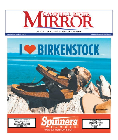Campbell River Mirror, June 9, 2021