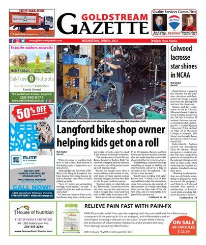 Goldstream News Gazette, June 9, 2021