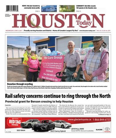 Houston Today, June 9, 2021