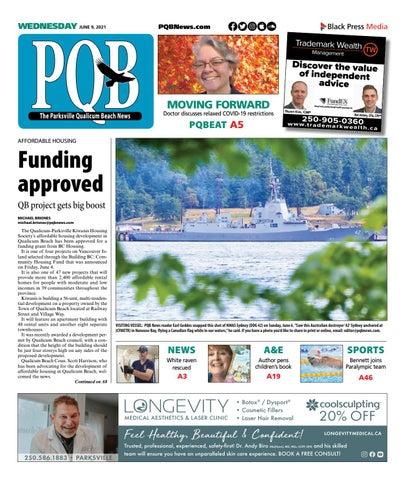 Parksville Qualicum Beach News, June 9, 2021