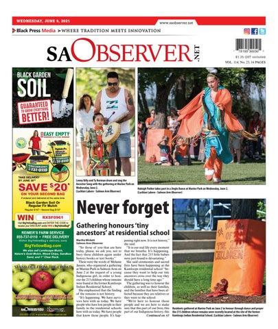 Salmon Arm Observer, June 9, 2021