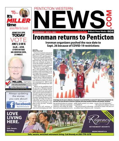 Penticton Western News, June 9, 2021