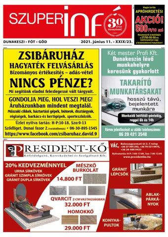 Dunakeszi 2021.06.11.