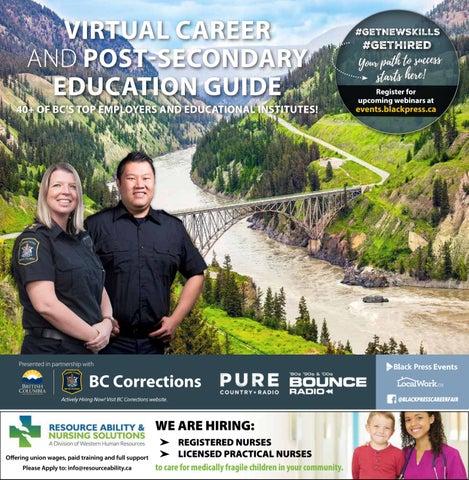 Virtual Career & Post Secondary Education Guide