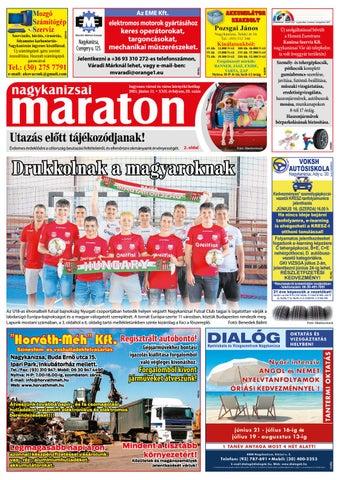 Nagykanizsai Maraton - 2021. 06. 11.