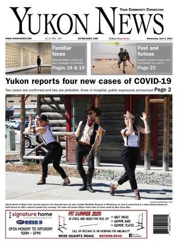Yukon News, June 9, 2021