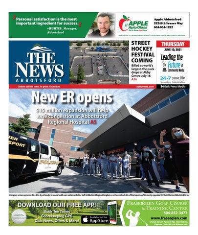 Abbotsford News, June 10, 2021