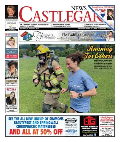 Castlegar News/West Kootenay Advertiser, June 10, 2021
