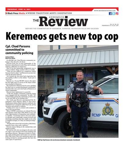 Keremeos Review, June 10, 2021