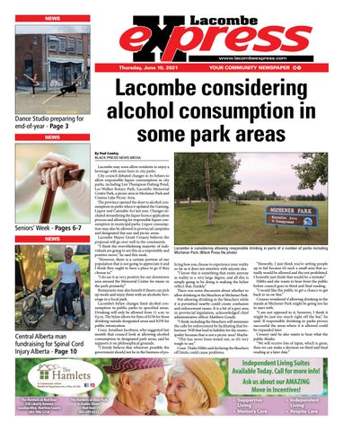 Lacombe Express, June 10, 2021