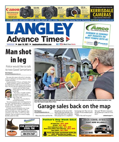 Langley Times, June 10, 2021