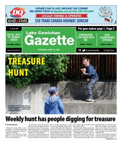 Lake Cowichan Gazette, June 10, 2021