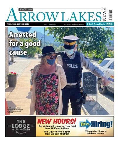 Arrow Lakes News, June 10, 2021