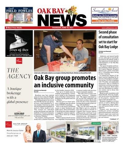 Oak Bay News, June 10, 2021