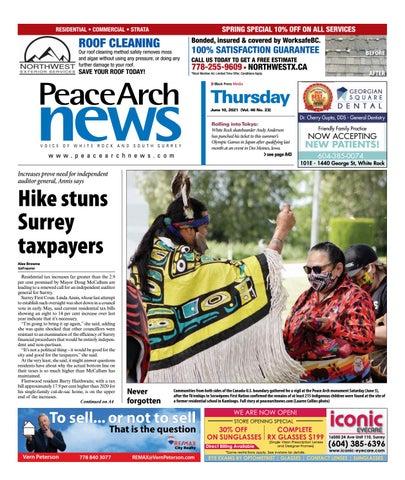 Peace Arch News, June 10, 2021
