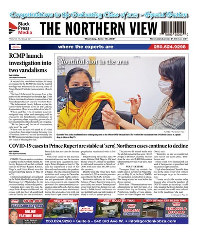 The Northern View/Northern Connector, June 10, 2021