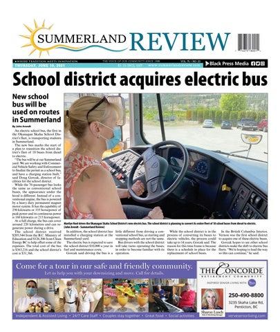 Summerland Review, June 10, 2021