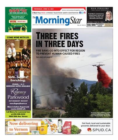 Vernon Morning Star, June 10, 2021