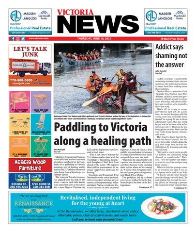 Victoria News, June 10, 2021