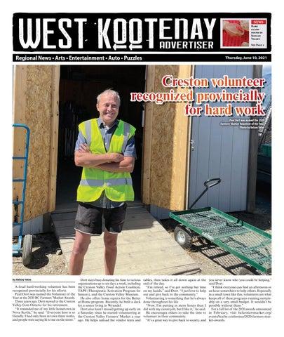 Rossland News/West Kootenay Advertiser, June 10, 2021