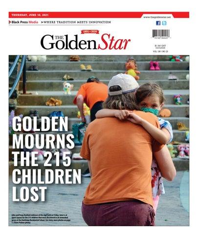 Golden Star, June 10, 2021