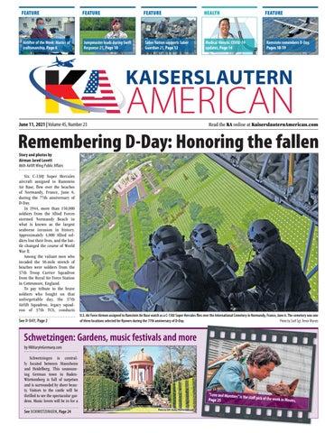 Kaiserslautern American - June 11, 2021