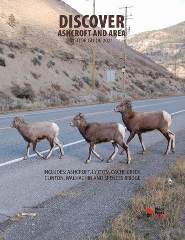 June 10, 2021 Ashcroft Cache Creek Journal