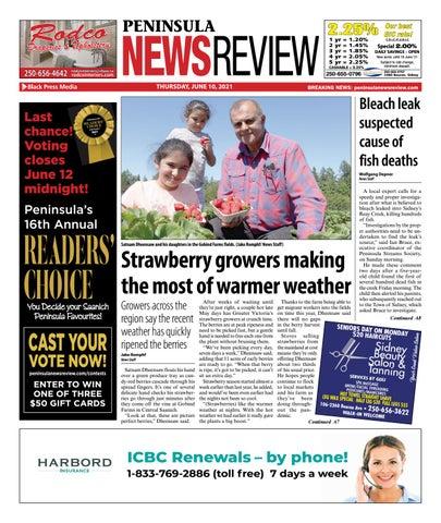Peninsula News Review, June 10, 2021