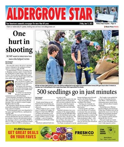 Aldergrove Star, June 11, 2021