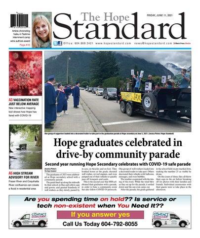 Hope Standard, June 11, 2021