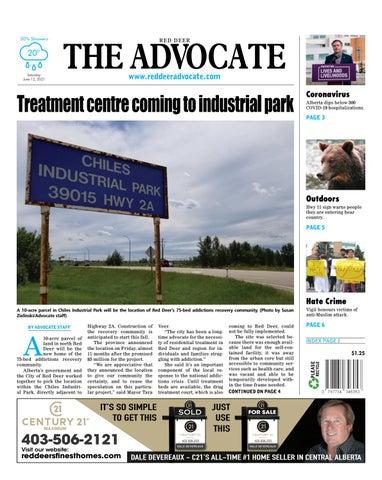 Red Deer Advocate, June 12, 2021