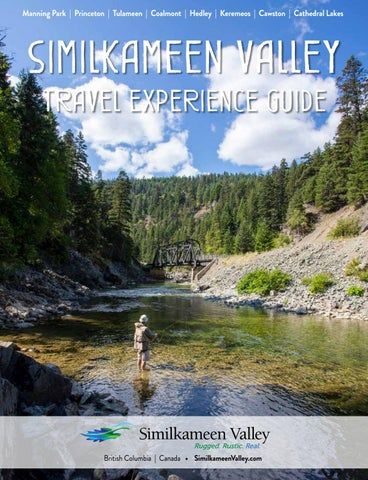 Similkameen Valley Travel Experience Guide
