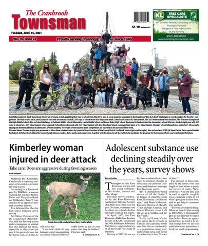 Cranbrook Daily Townsman, June 15, 2021