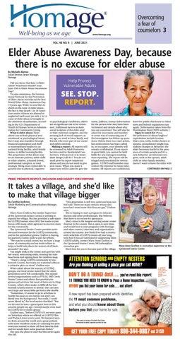 June 16, 2021 Everett Daily Herald