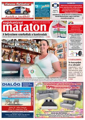 Nagykanizsai Maraton - 2021. 06. 18.