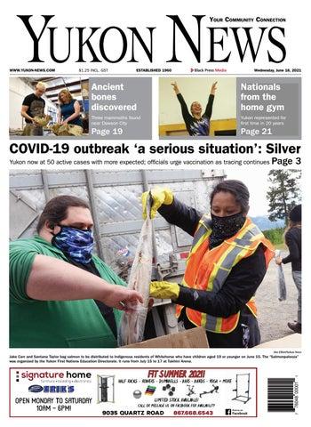 Yukon News, June 16, 2021