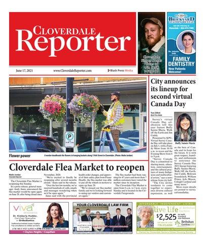 Cloverdale Reporter, June 17, 2021