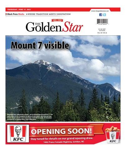 Golden Star, June 17, 2021