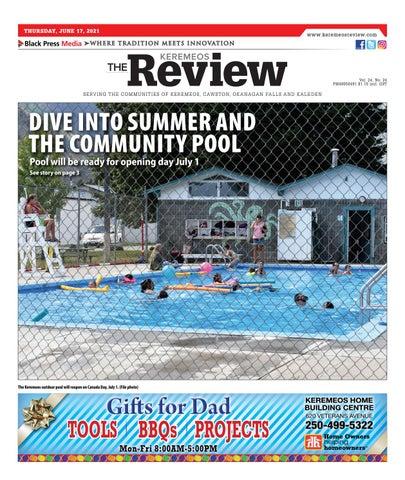 Keremeos Review, June 17, 2021
