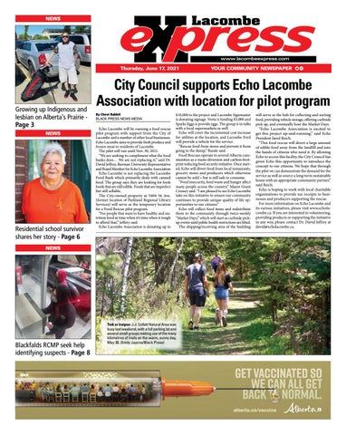 Lacombe Express, June 17, 2021