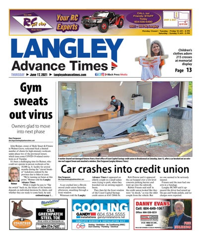 Langley Times, June 17, 2021