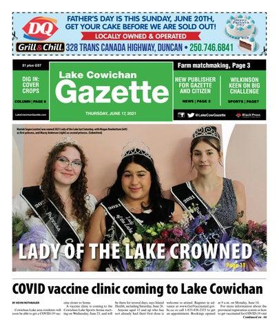 Lake Cowichan Gazette, June 17, 2021