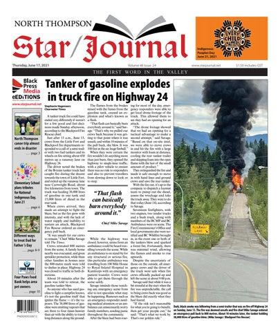 Barriere Star Journal, June 17, 2021