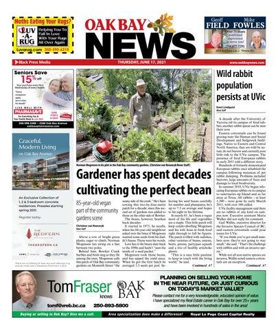Oak Bay News, June 17, 2021