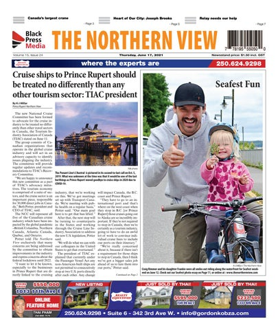 The Northern View/Northern Connector, June 17, 2021