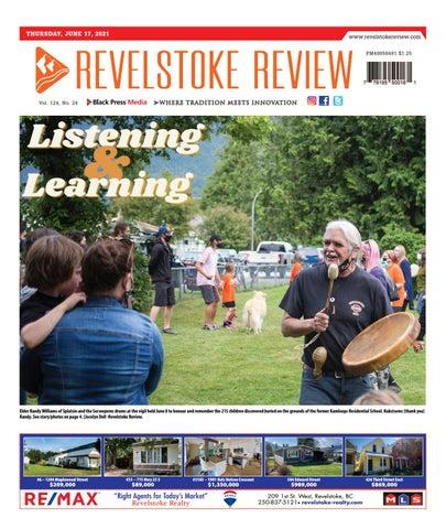 Revelstoke Times Review, June 17, 2021