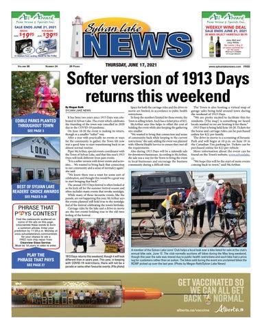 Sylvan Lake News, June 17, 2021