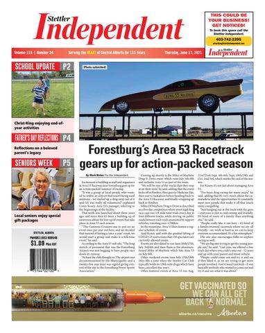 Stettler Independent, June 17, 2021